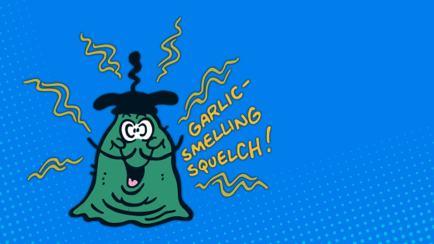 Smelly Breath Squelchy
