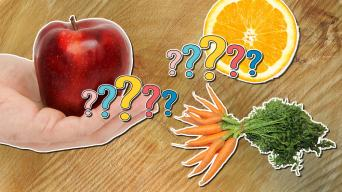 Fruit and veg quiz