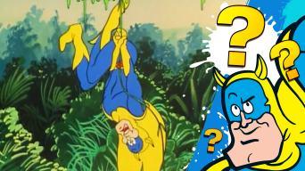 Bananaman Quiz - Lost Tapiocas