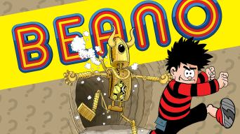 The Menace Test - Beano 3925