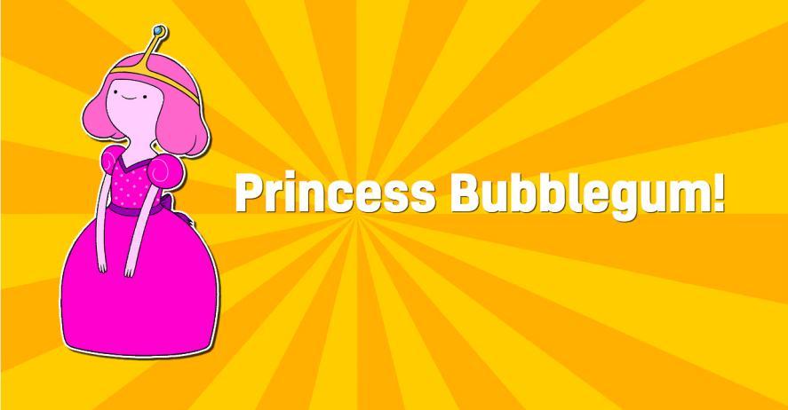Adventure Time's Princess Bubblegum