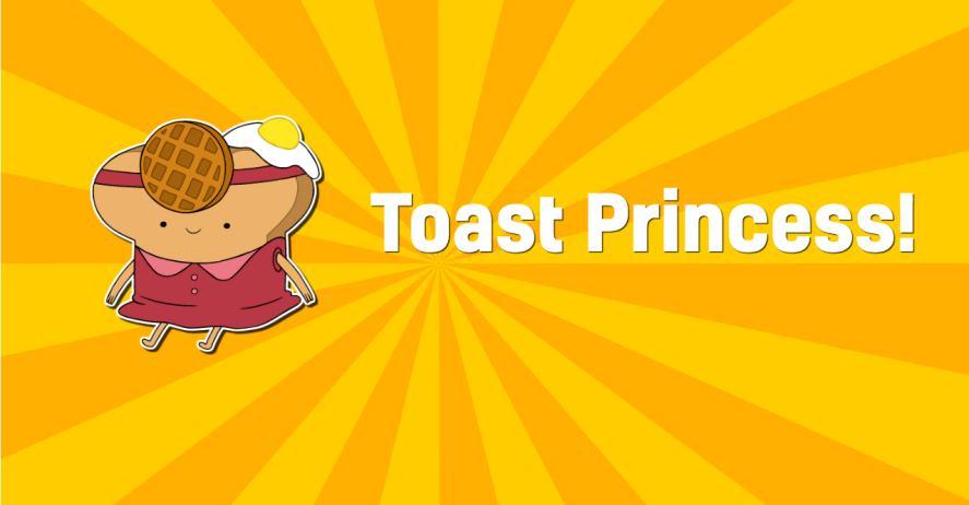 Adventure Time's Toast Princess