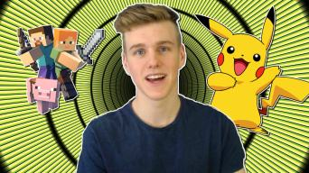 Youtube gaming star Lachlan Power
