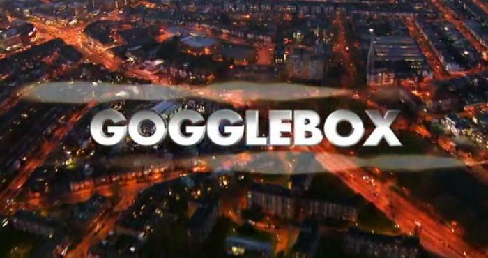 The Gogglebox logo