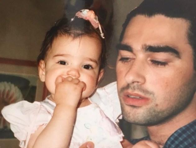 Dua Lipa and her father Dukagjin