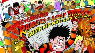 Raiders of the Lost Stink