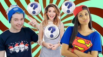 YouTubers quiz