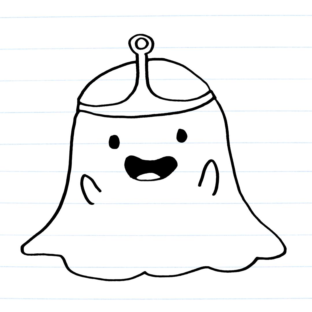 Drawing of Slime Princess