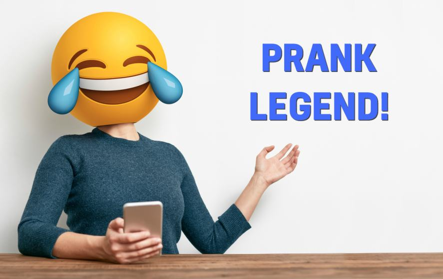 PRANK LEGEND