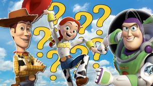 Toy Story's Woody, Jessie and Buzz Lightyear