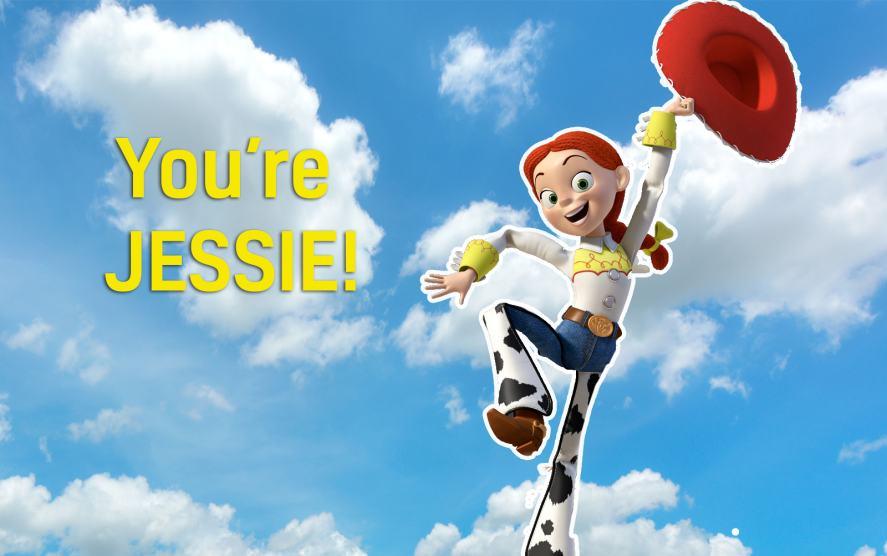 Toy Story's Jessie