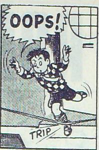Roger the Dodger No. 1 18th April 1953