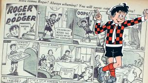 Roger the Dodger - No. 1 - 1953