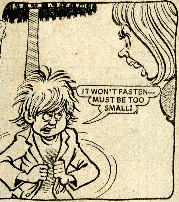 Smudge No. 1 - 19th April 1980