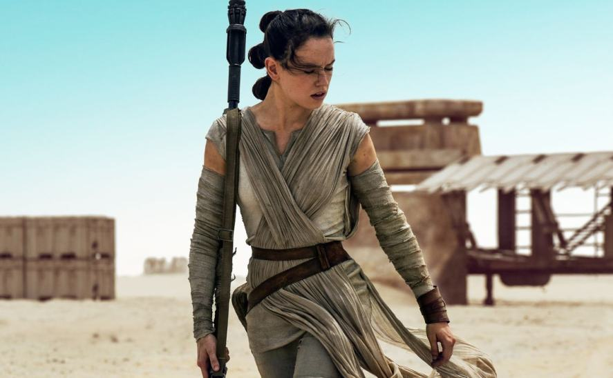 Star Wars' Rey