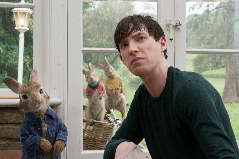 Peter Rabbit and Thomas