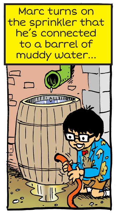 Muddy Marc