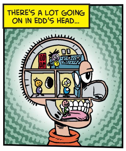 edd's head