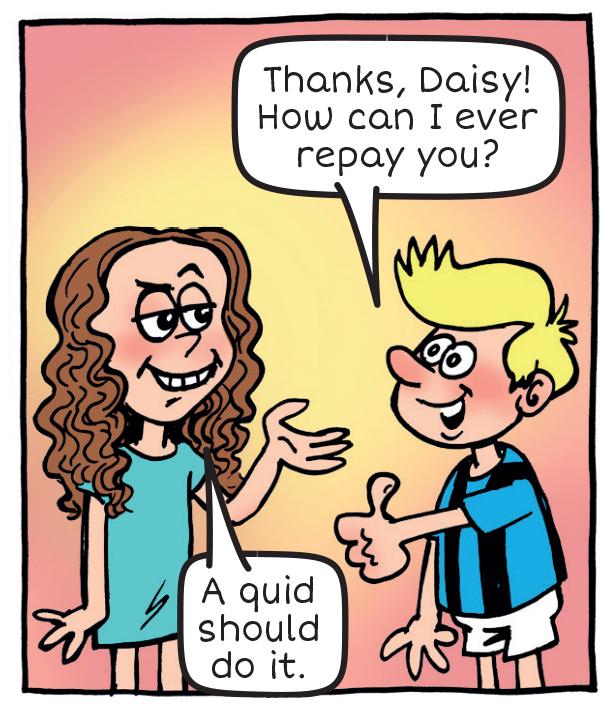 Darling Daisy Ball Boy