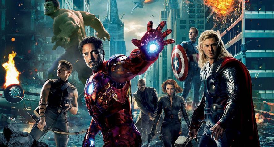 Avengers movie poster | Avengers Trivia