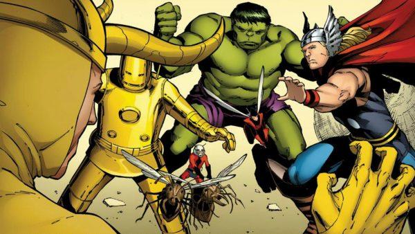 The original Avengers | Avengers Trivia