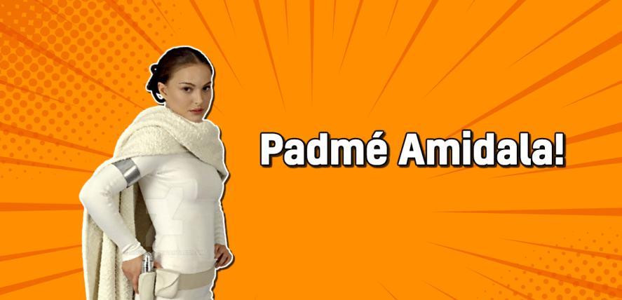 Star Wars character Padmé Amidala