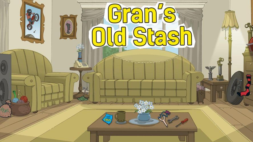 Gran's Old Stash