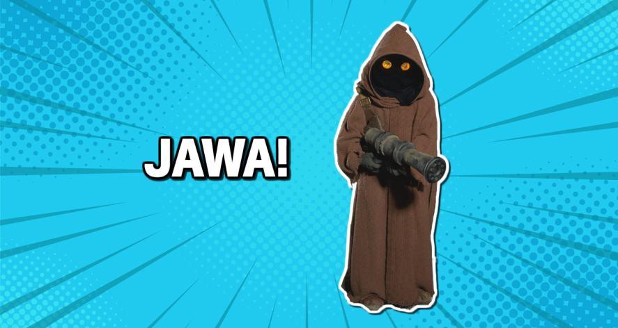 Star Wars' Jawa