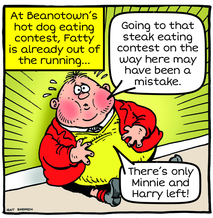 hot dog harry fatty
