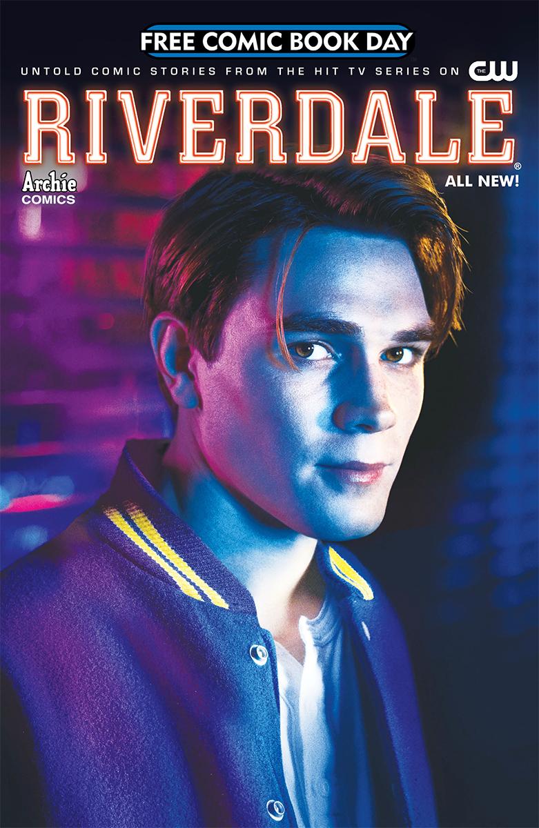 Riverdale free comic cover