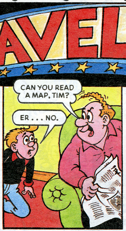 Tim Traveller