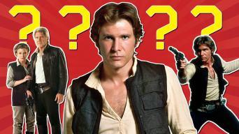 The Ultimate Han Solo Star Wars quiz