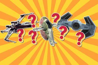 Star Wars spaceships quiz