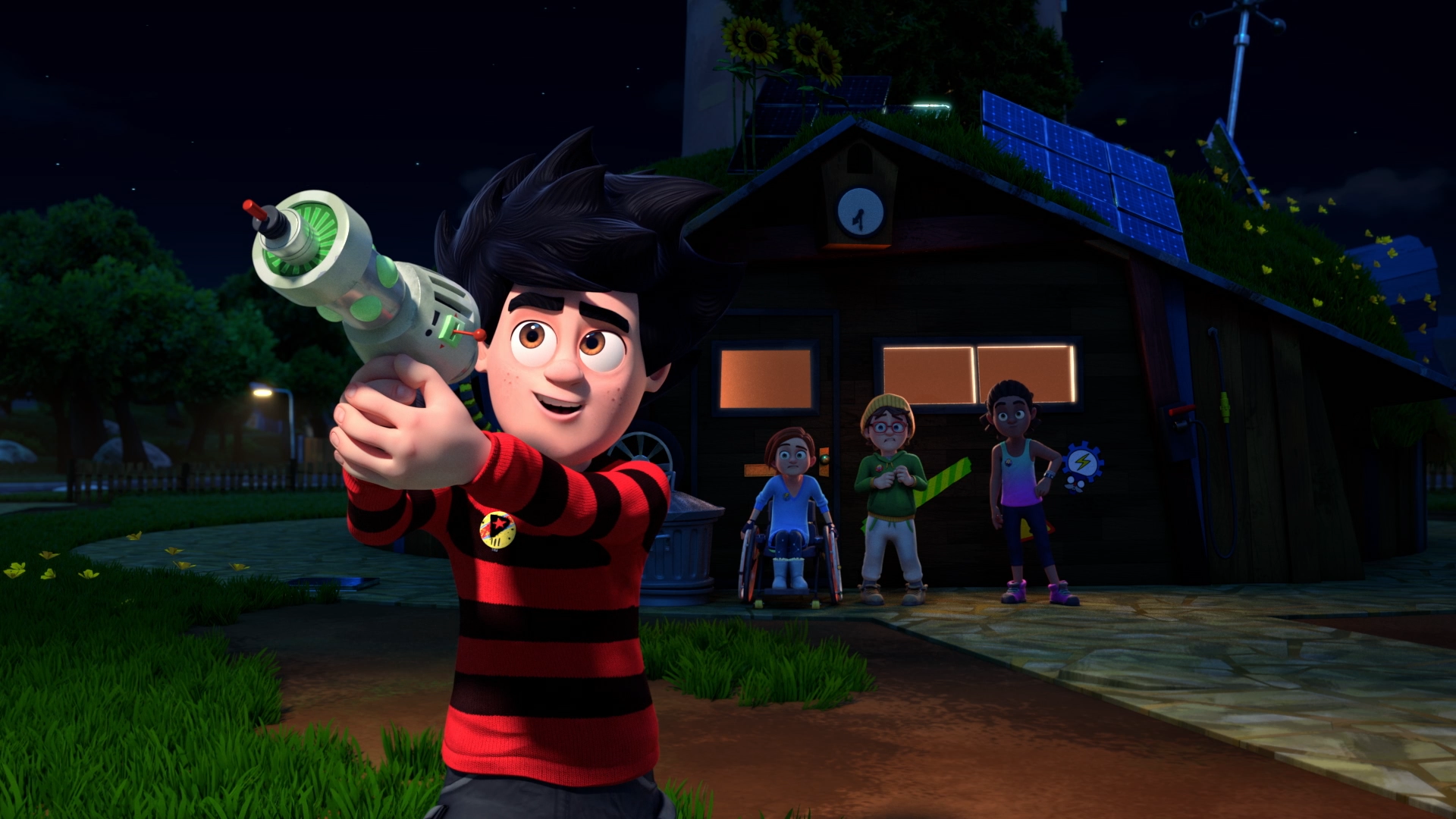 Dennis & Gnasher Unleashed! Episode 35: Today The Dog, Tomorrow The World