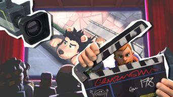 The Cinema Secrets of Dennis and Gnasher Unleashed