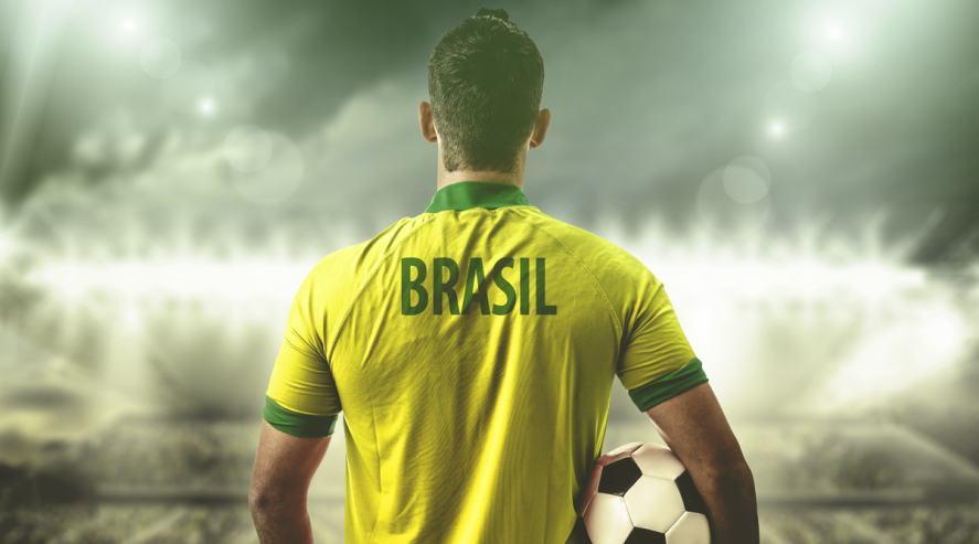 A Brazilian football player