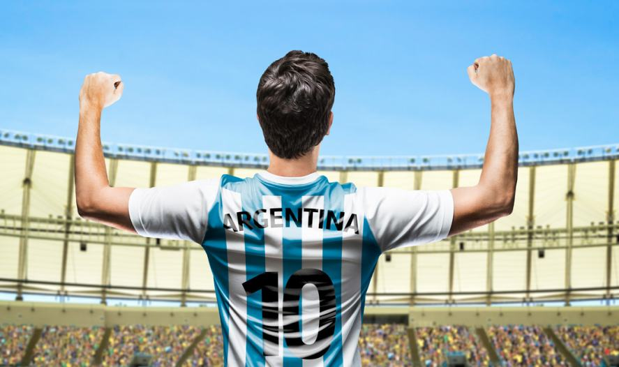 An Argentinian footballer player