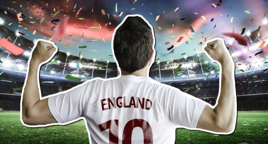 An English football player