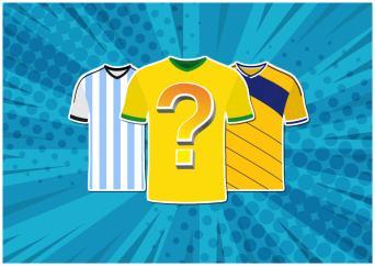 Football shirt quiz