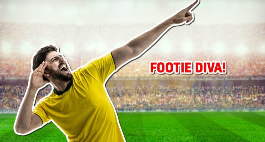 Football diva