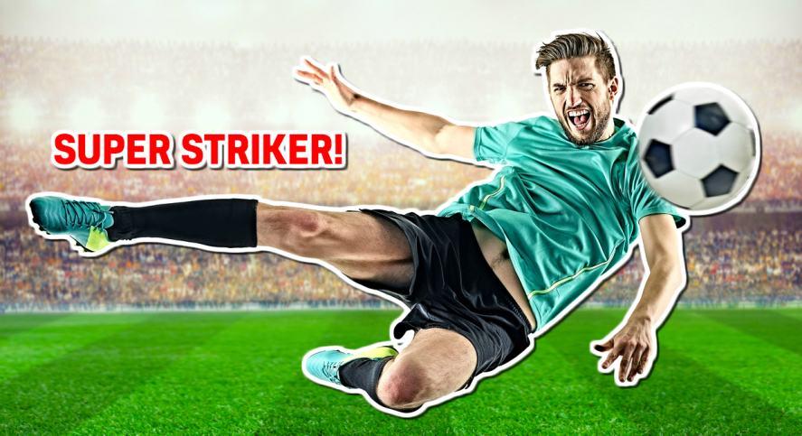 Super Striker!