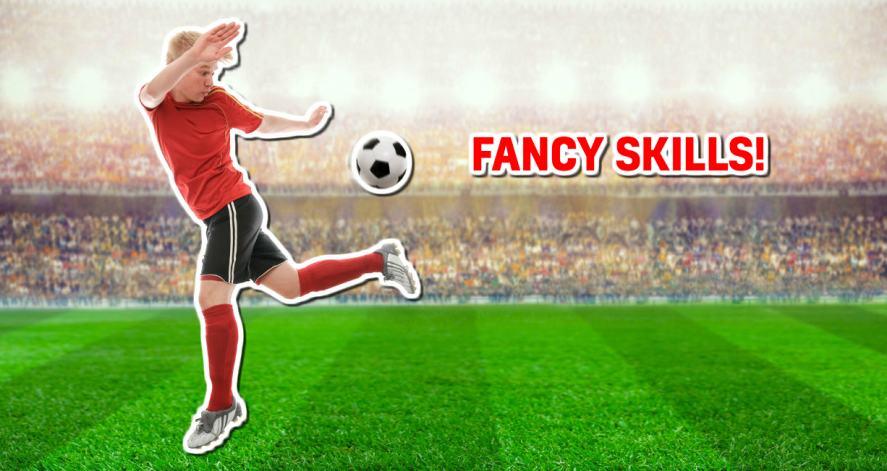 Fancy skills!