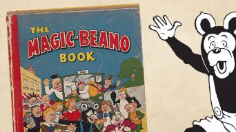 The Magic-Beano Book 1949 Annual
