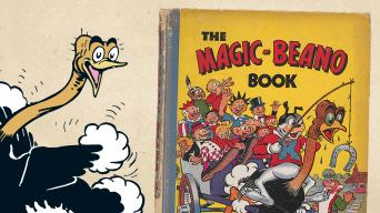 The Magic-Beano Book 1946 Annual