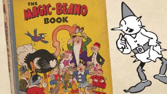 The Magic-Beano Book 1947 Annual