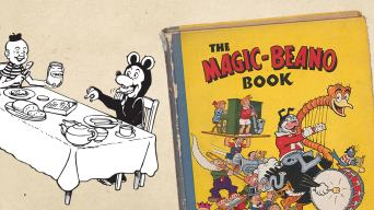 The Magic-Beano Book 1948 Annual
