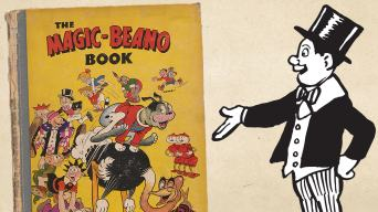 The Magic-Beano Book 1945 Annual