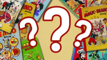 Every Beano Annual - 1950's - Which is your Birthday Annual?