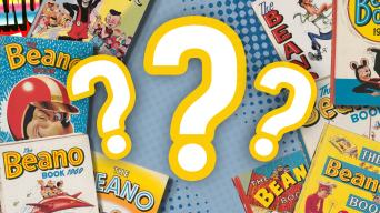 All the 1960's Beano Books: Which year is your birthday annual?