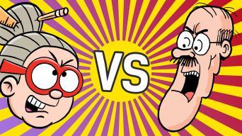 Head2Head: Creecher vs Teacher